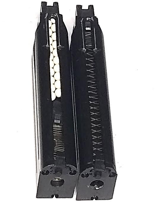 UMAREX H&K Magazines for VP9 Full Size Airsoft GBB Pistol