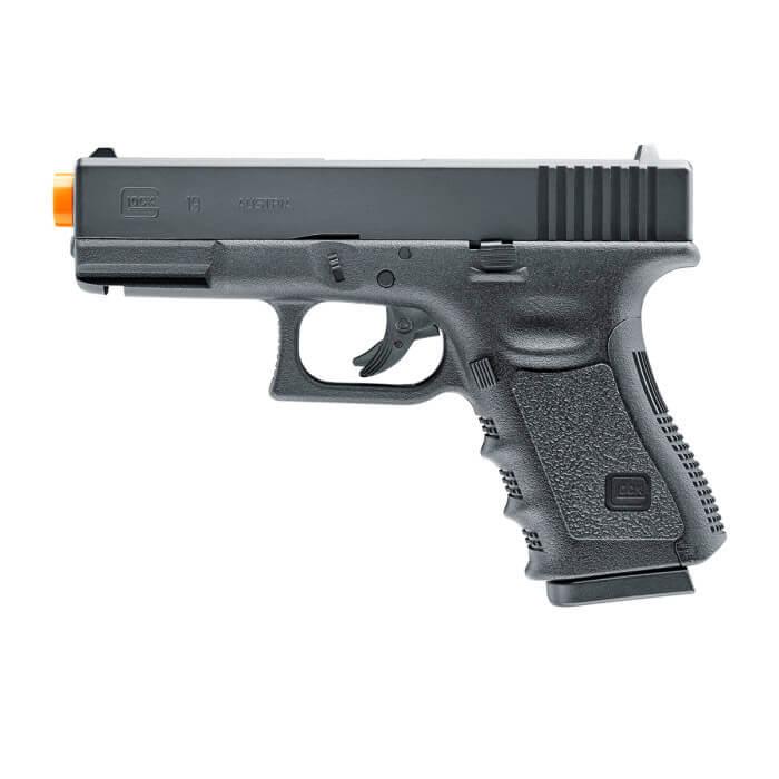 Licensed GLOCK 19 Gen3 Non-Blowback CO2 Airsoft Pistol