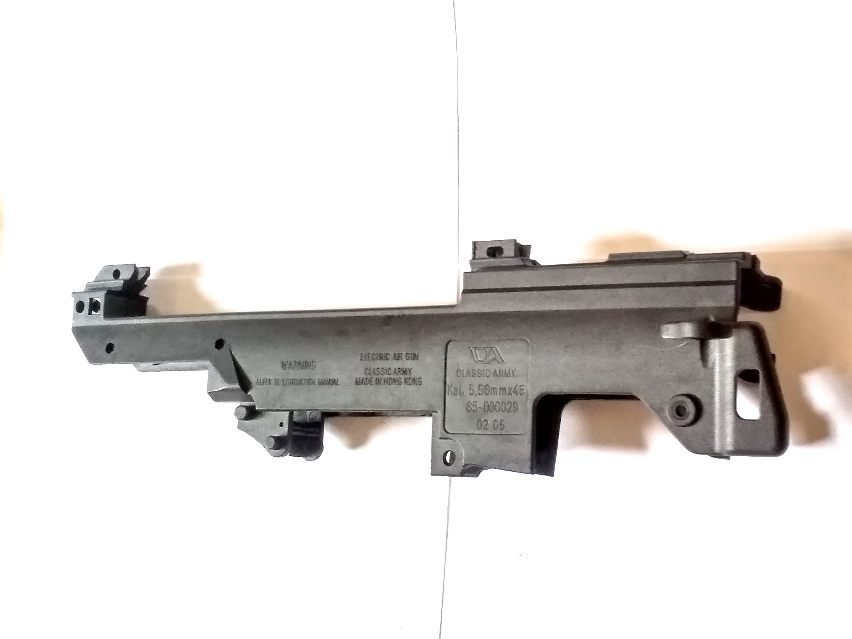 G36 CLASSIC ARMY UPPER RECEIVER