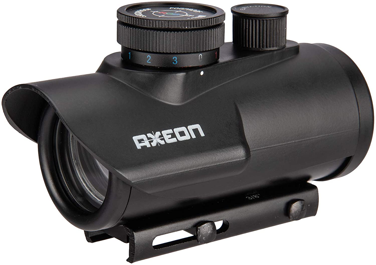 AXION RED, GREEN BLUE DOT