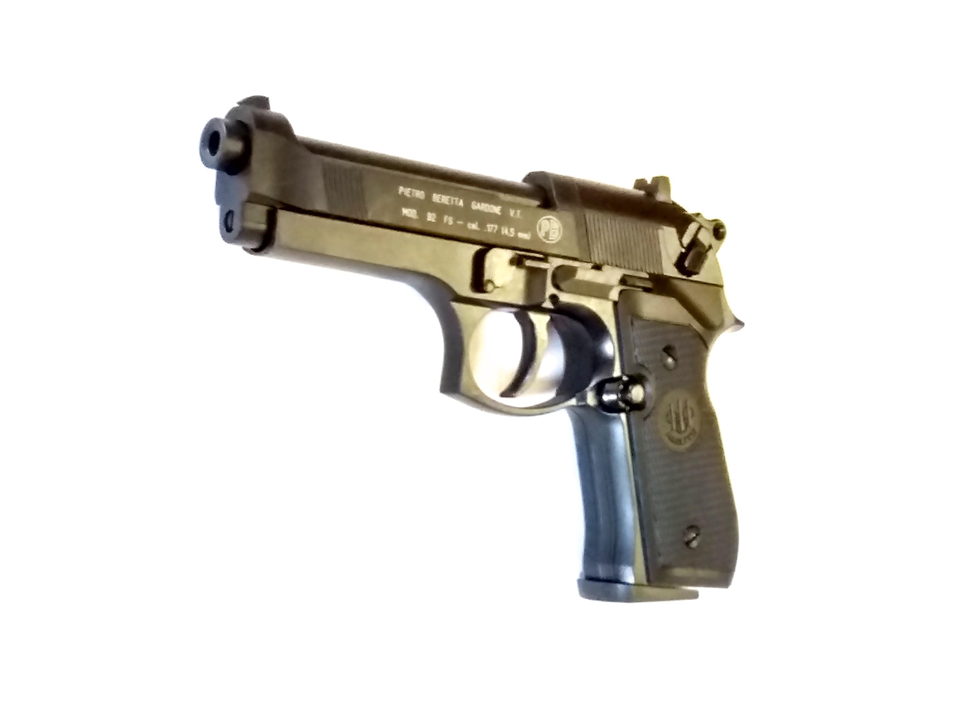 Beretta 92FS CO2 Pellet Pistol