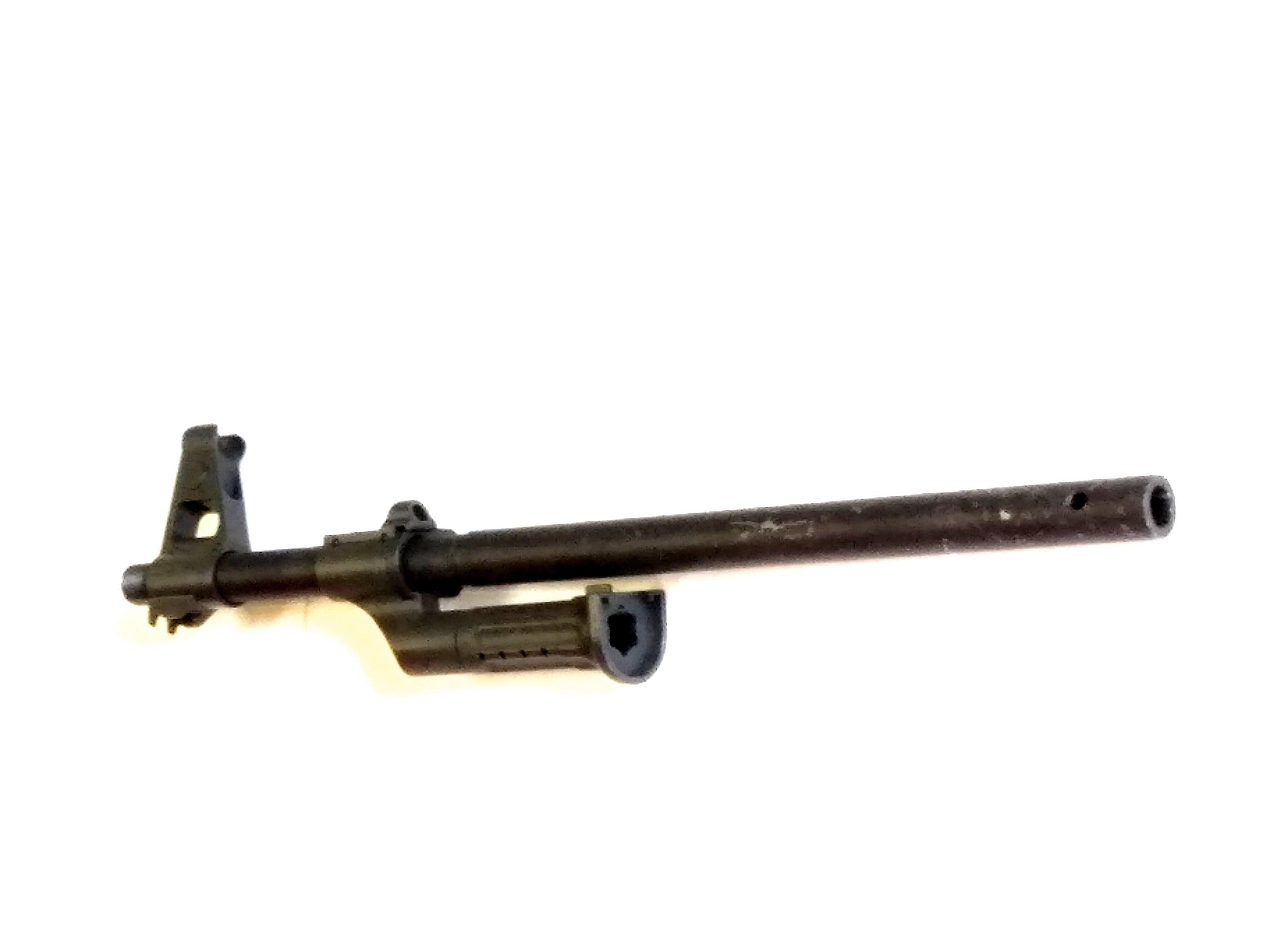 AK47 METAL OUTER BARREL W/FRONT SIGHT