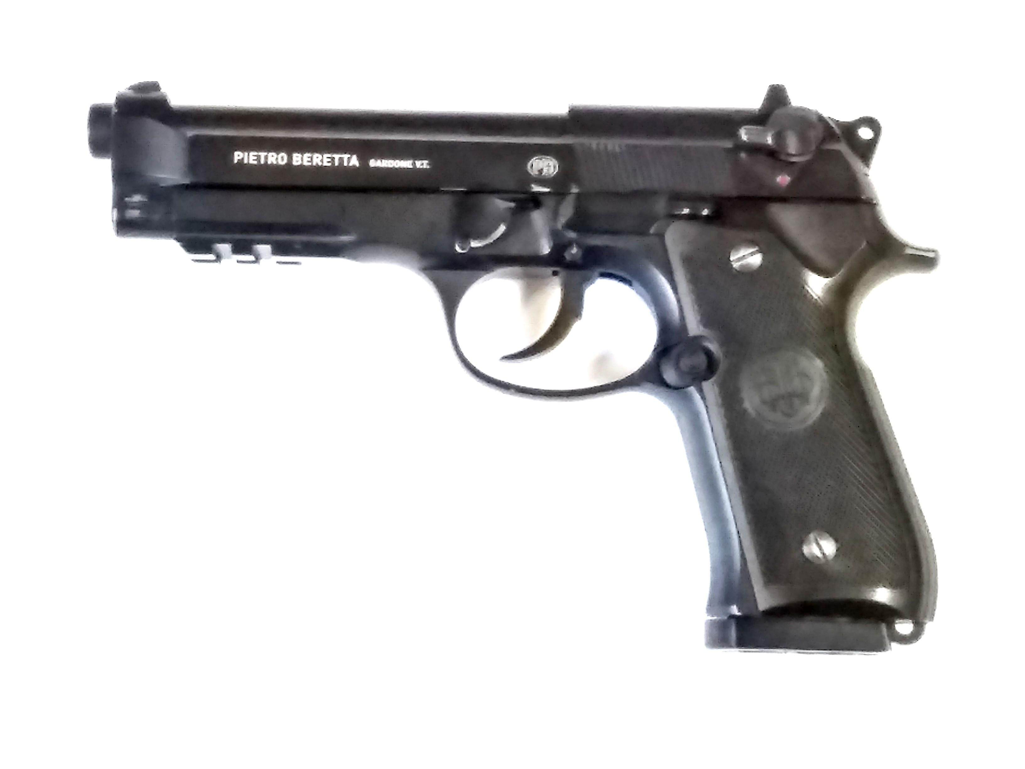 PIETRO BERETTA FULL/SEMI AUTO 4.5mm BB PISTOL