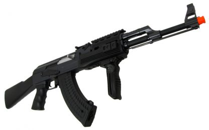 GE / JG 6809 Tactical AK47 Full Stock AEG w/Battery/Charger