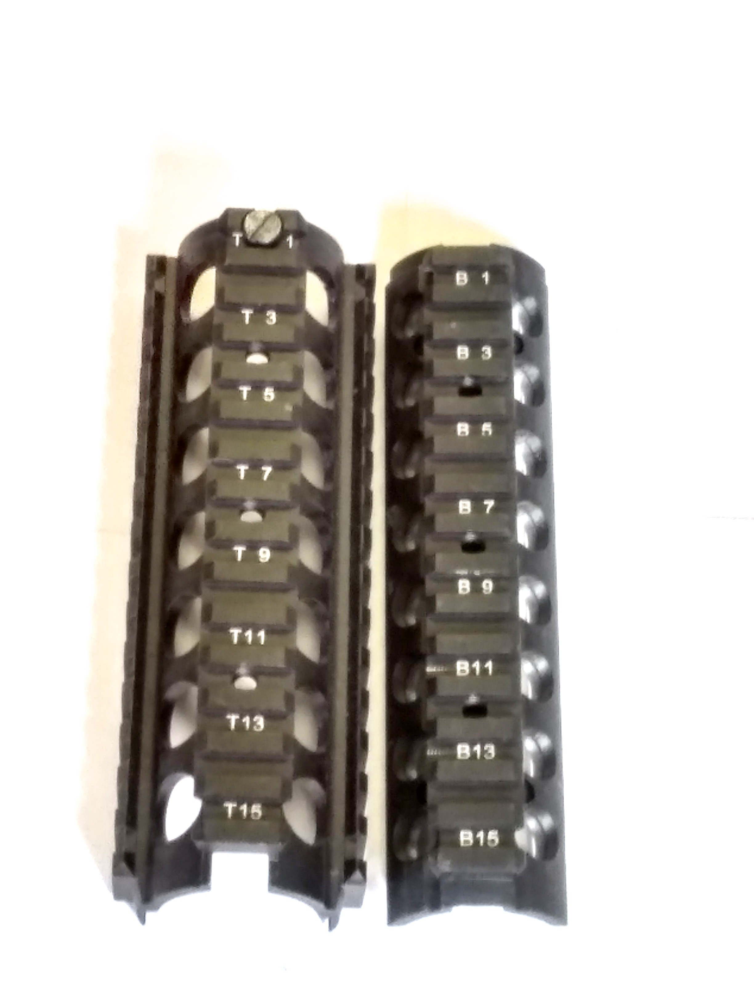 M4/M16 METAL RIS HAND GUARD