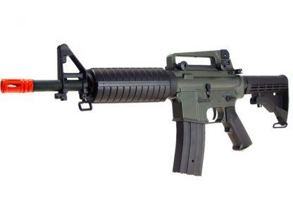 GE / JG F6601 M4 Commando M733-S w/LE Stock AEG