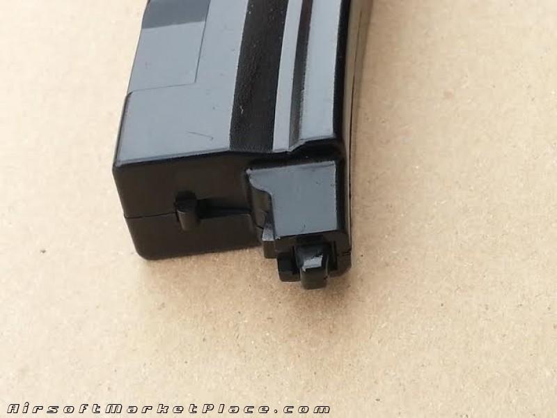 MP5 MAGAZINE HI-CAP OR SPRING