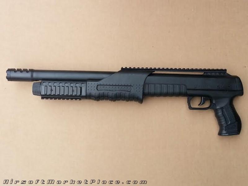 BERETTA 5X4 .177 AIR SHOT GUN