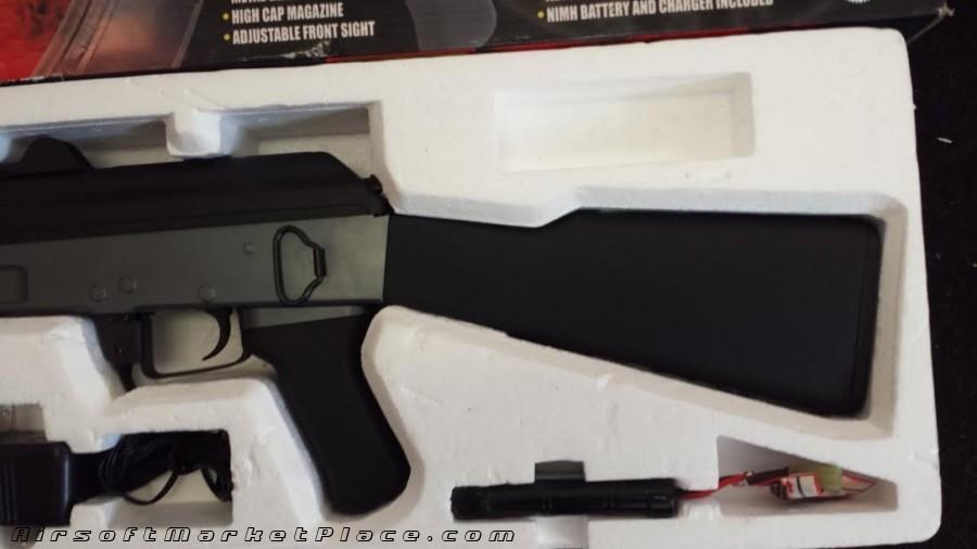 AK47 SPETSNAZ 502 FPS