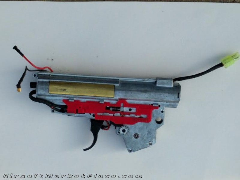 KING ARMS 556 GEARBOX