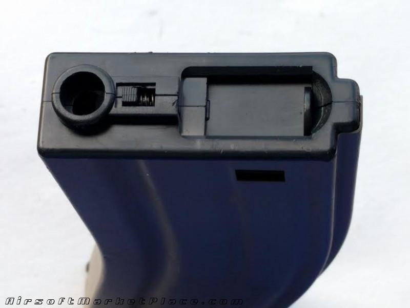G&G Airsoft 450 Round SCAR MAG