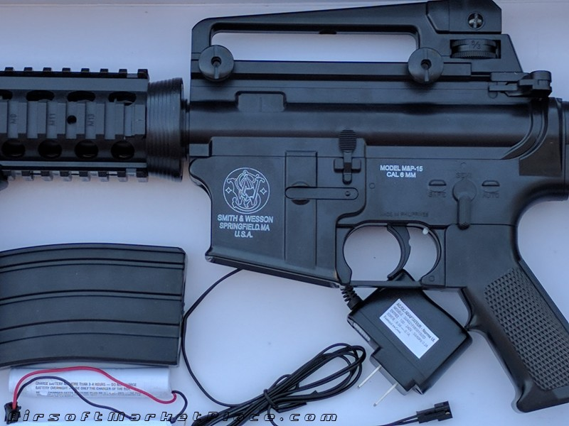 SMITH & WESSON M & P KIT
