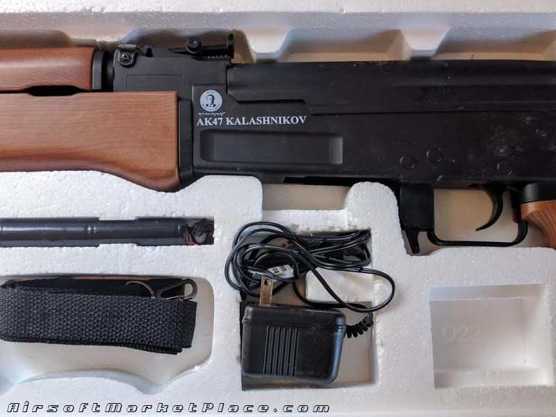 AK47 PLASTIC BEGINNER AEG