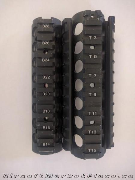 M4 METAL TACTICAL HANDGUARD