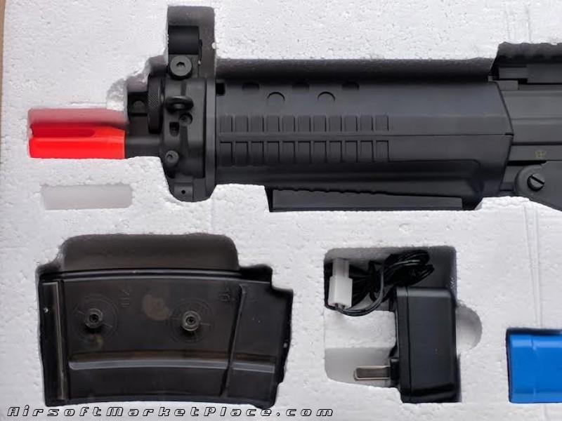 SG 552 COMMANDO AEG