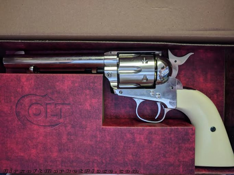 COLT PEACEMAKER NICKEL BB CO2