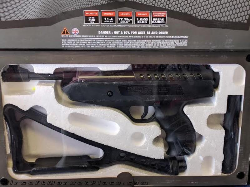 Swiss Arms Mod-Fire Break Barrell