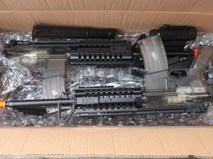 PROP GUNS BOX