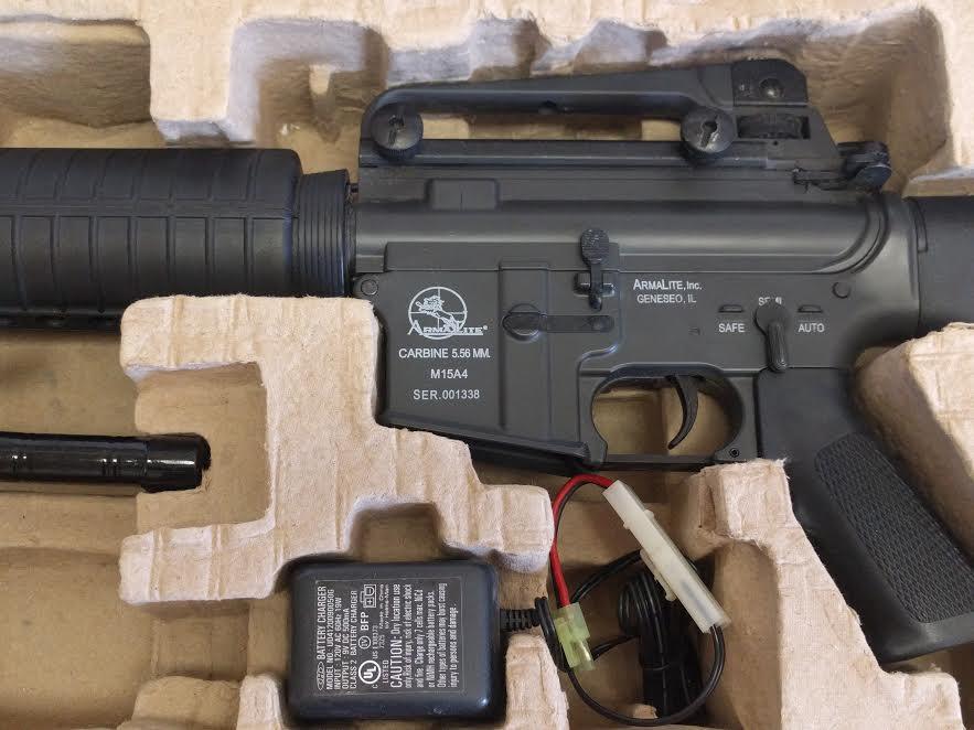 CLASSIC ARMY ARMALITE M15A4 TACTICAL CARBINE SPORTLINE (AEG)