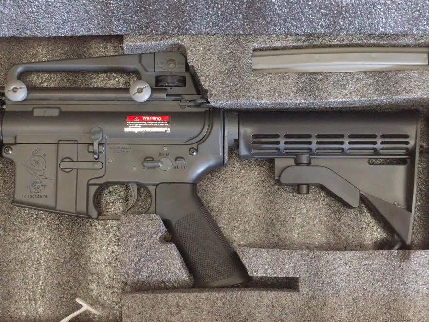 ARES M4A1 CARBINE AEG RIFLE