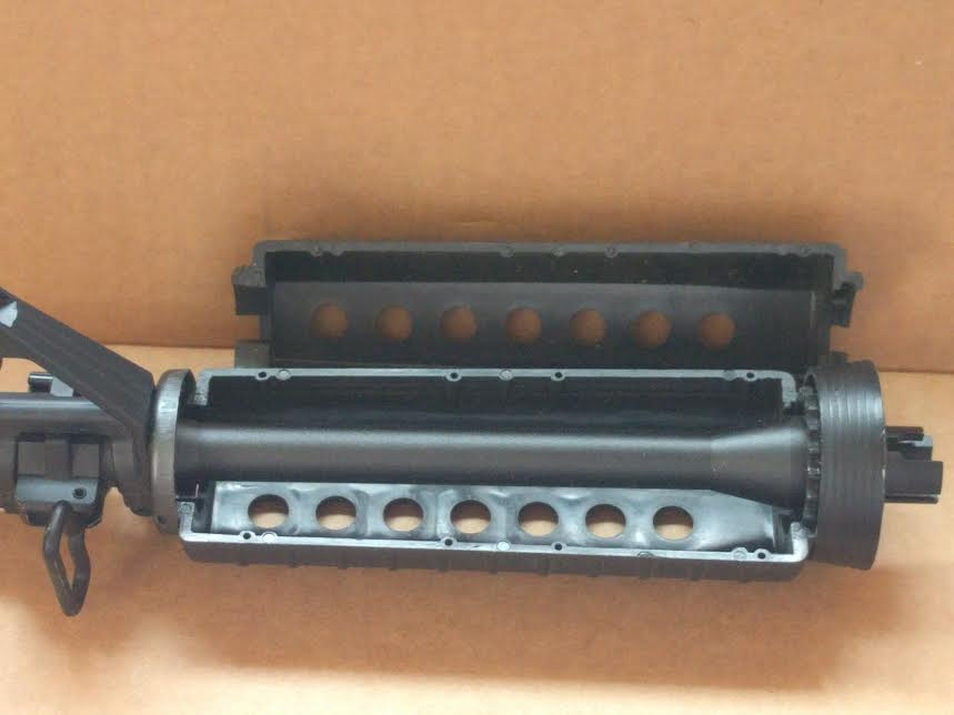 FRONT BARREL ASSEMBLY CQB STYLE