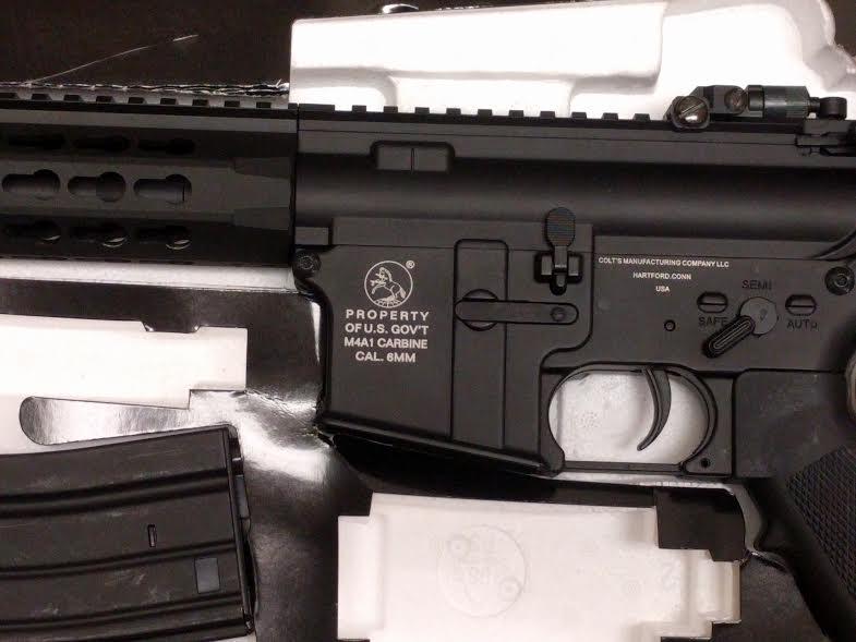 COLT M4A1 FULL METAL 13