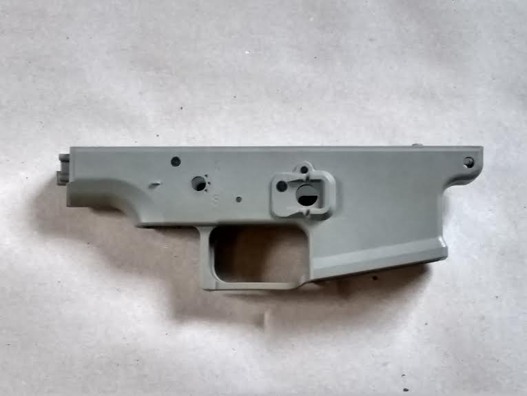 LOWER RECEIVER FOR FN SCAR