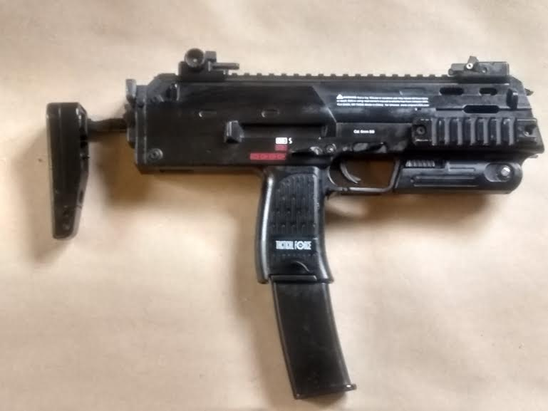 TACTICAL FORCE TF7