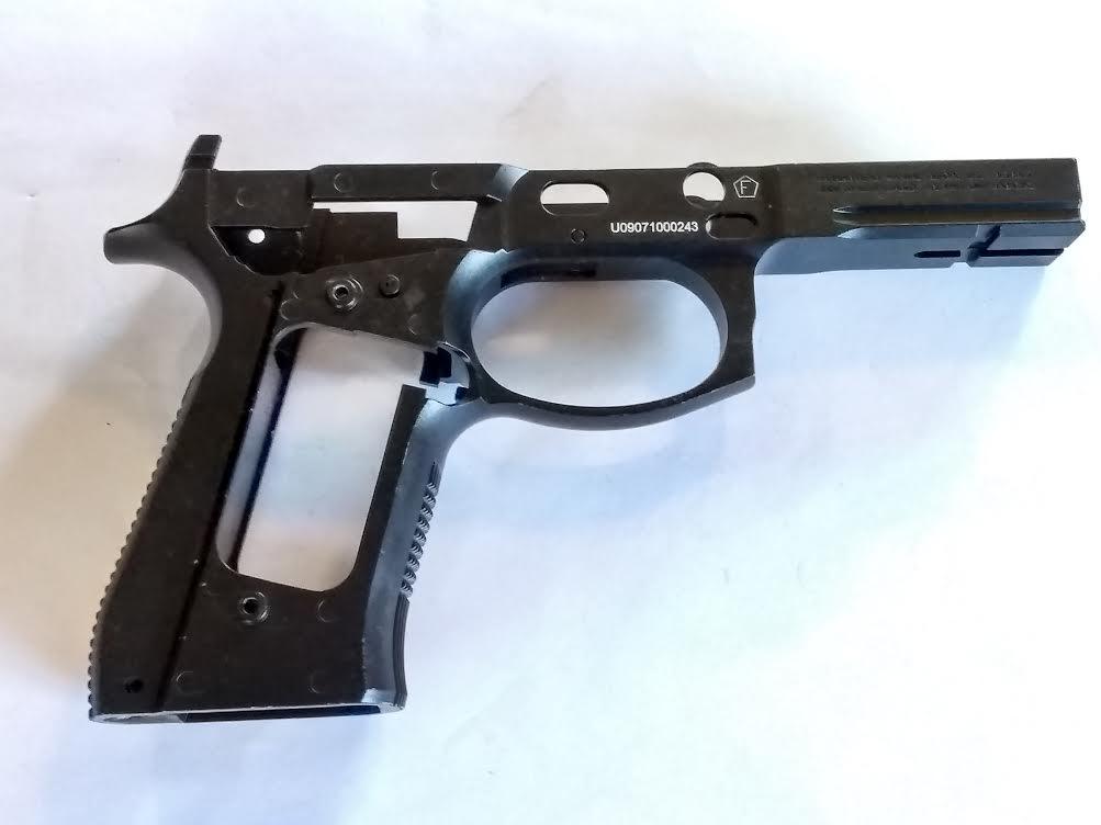 Beretta M9A1 Full Metal CO2 pistol Body