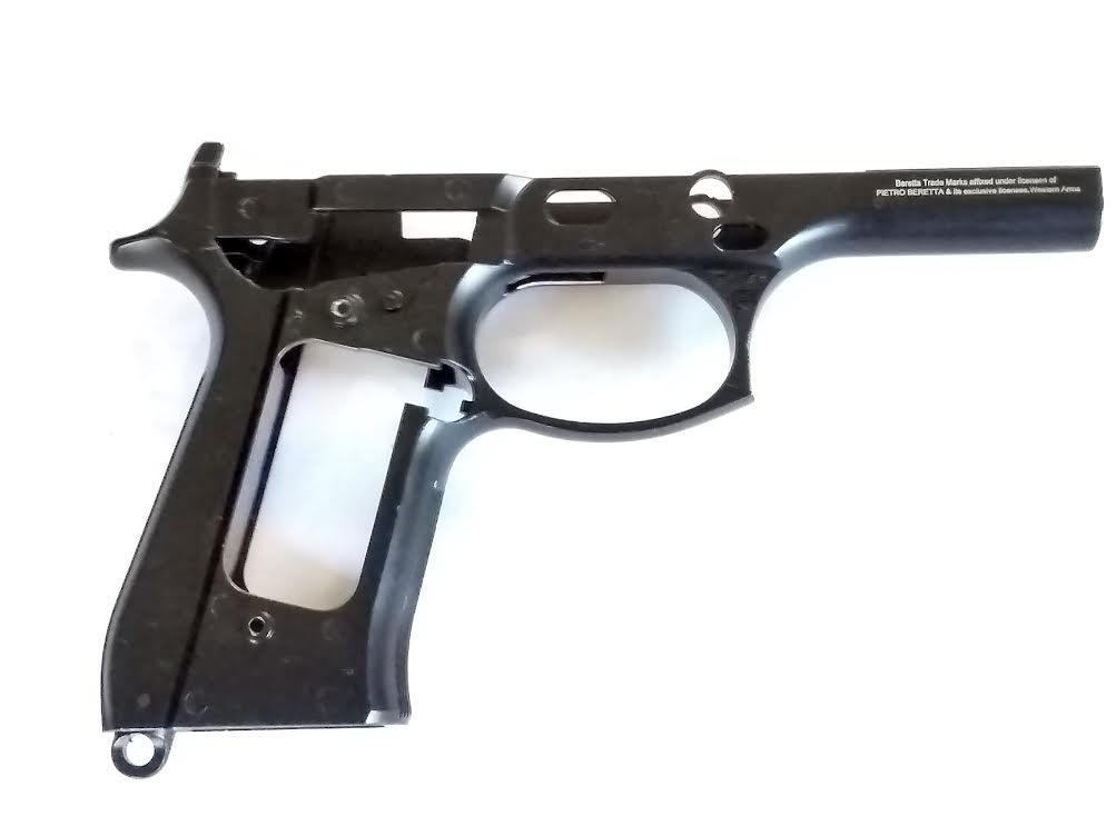Pietro Beretta Full Metal CO2 pistol Body