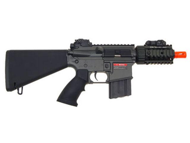 Golden Eagle M4 Baby Stabby w/Full Stock AEG