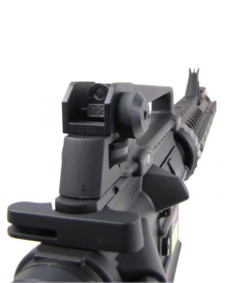 GOLDEN EAGLE M4 CQR Metal RIS w/Crane Stock Metal Gear Box