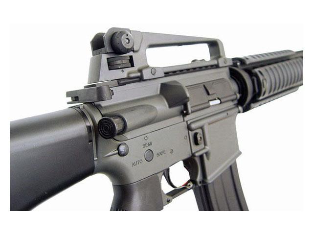 JG M16 A4 DMR AEG