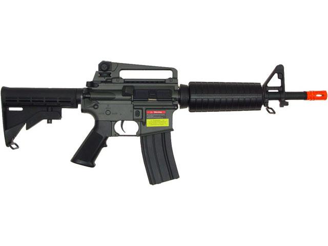 M4  Commando M733 w/ LE Stock AEG