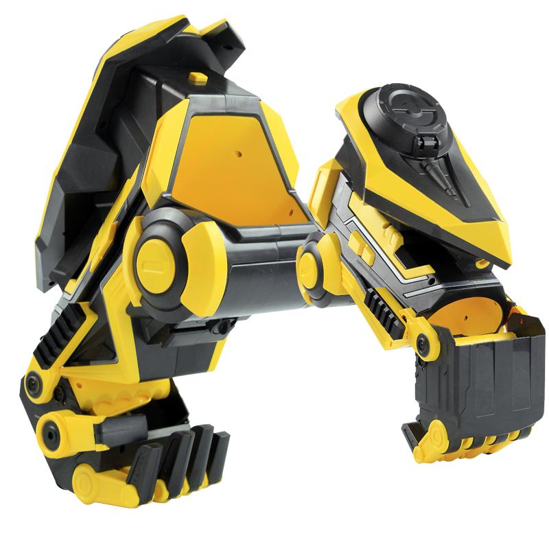 ASP Max Power Gel Ball Gel Ball Blaster Power Arm Glove Gun