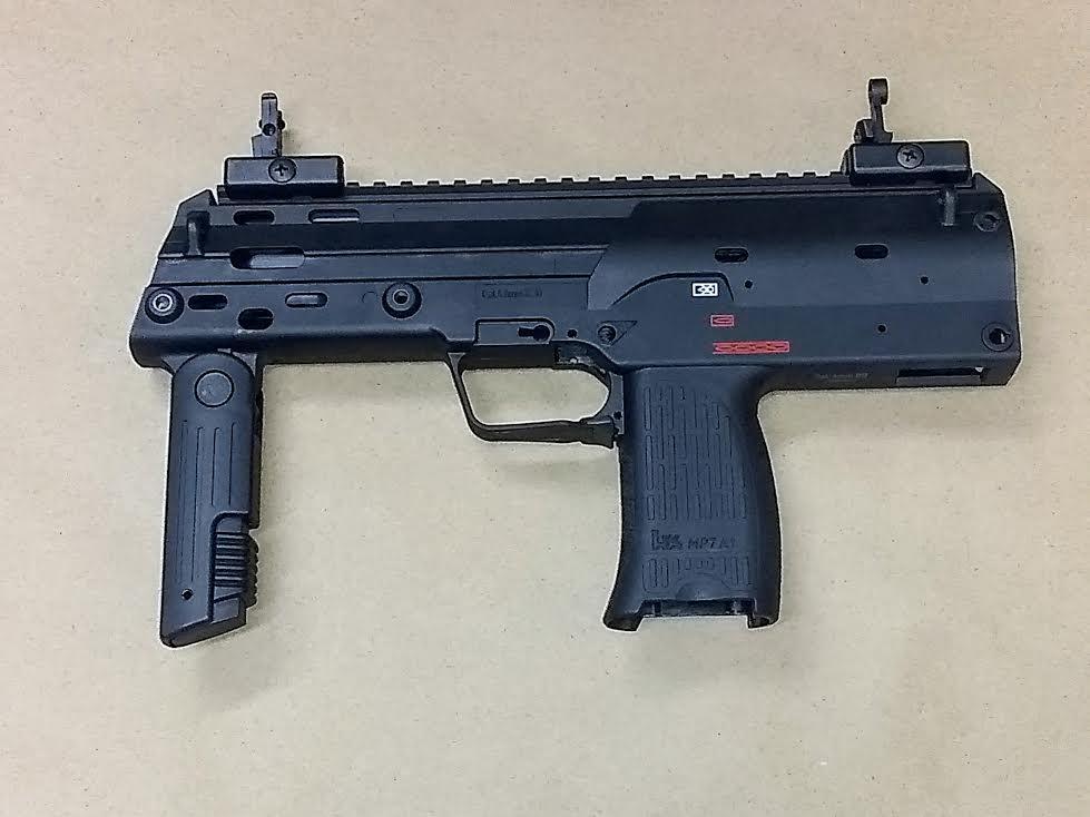 HK MP7 A1 BODY