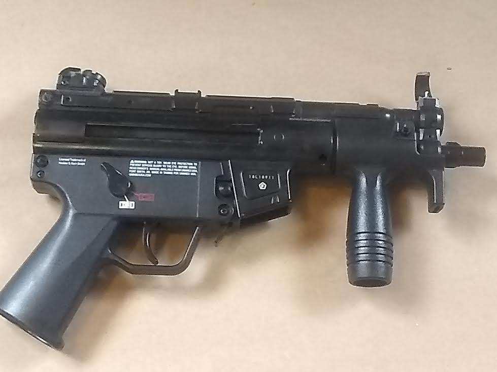 Umarex HK Heckler & Koch MP5 K-PDW Semi Automatic BB Gun