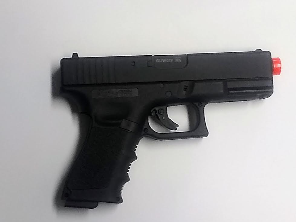 GLOCK 19 CO2 AIRSOFT PISTOL