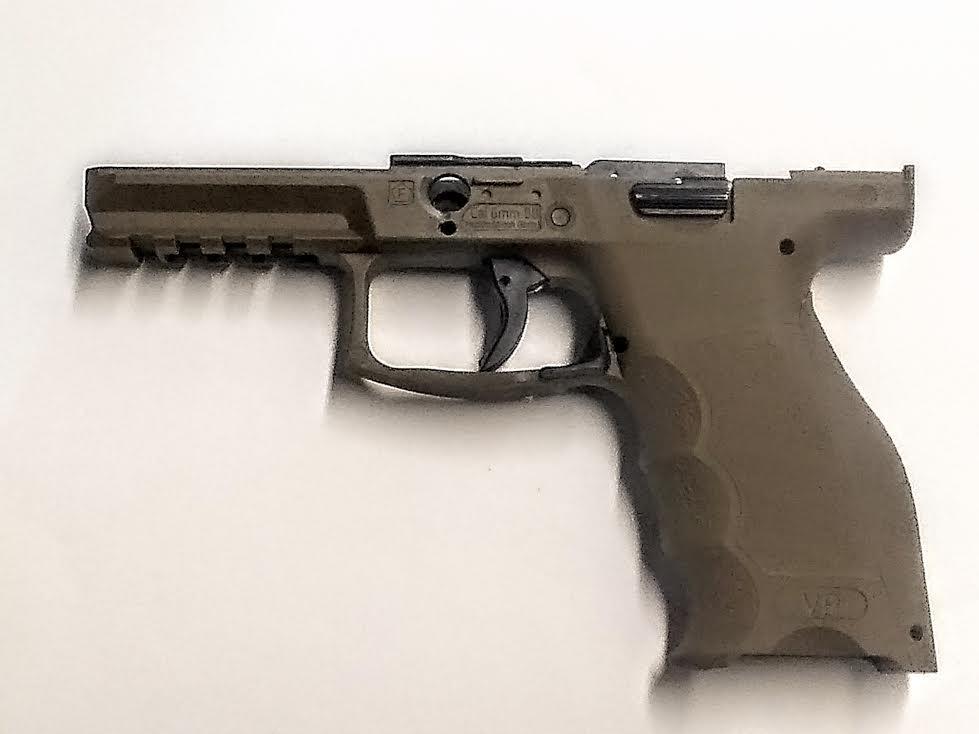 Elite Force HK VP9 CO2 Blowback Airsoft Pistol  (DE)