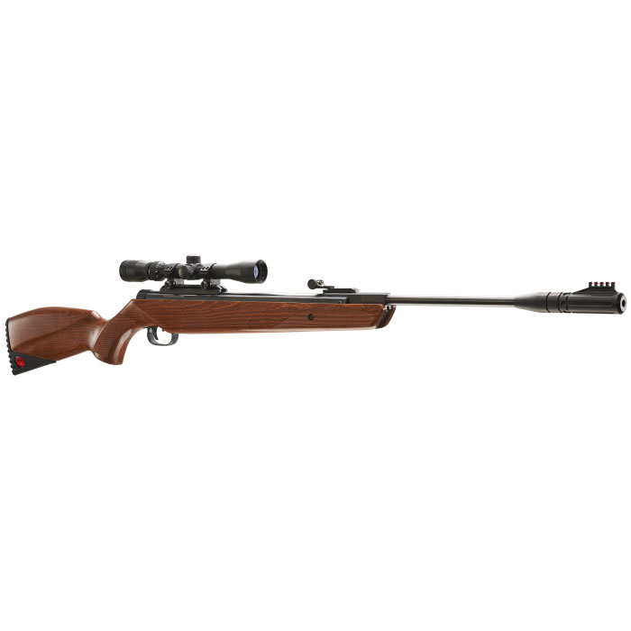 Ruger Yukon Magnum Wood Stock w/Scope