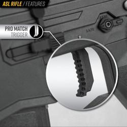 Valken ASL Rifle Series AEG Sierra