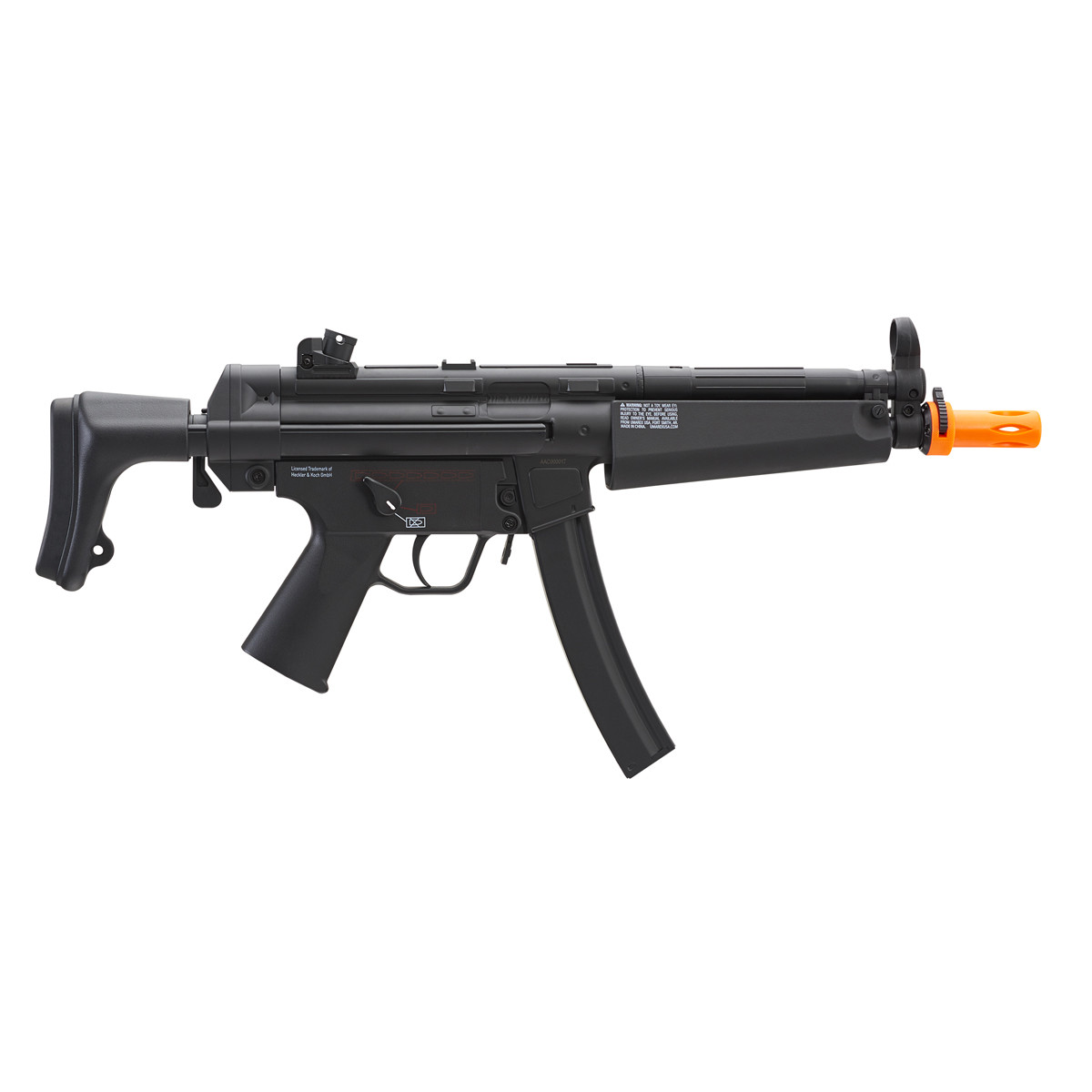 Umarex H&K MP5 Kit COMP-BLK w/2 mags
