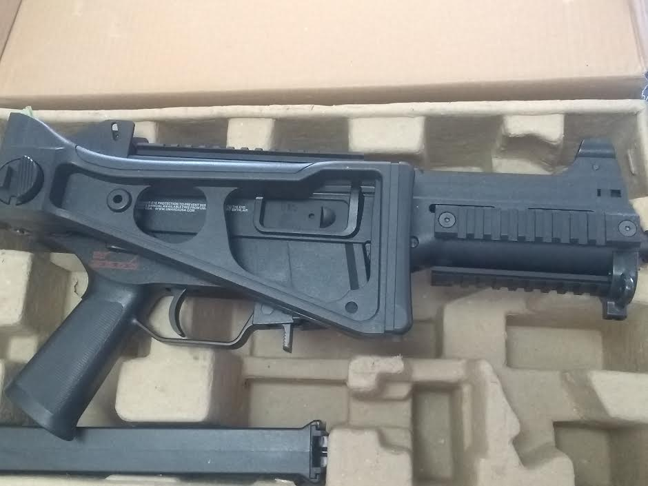 HK UMP COMPETITION  SERIES AEG