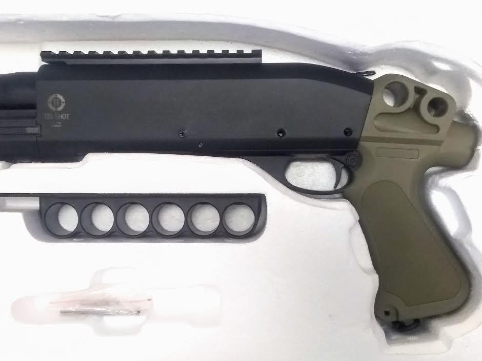 TACTICAL FORCE TRI SHOT SHOTGUN