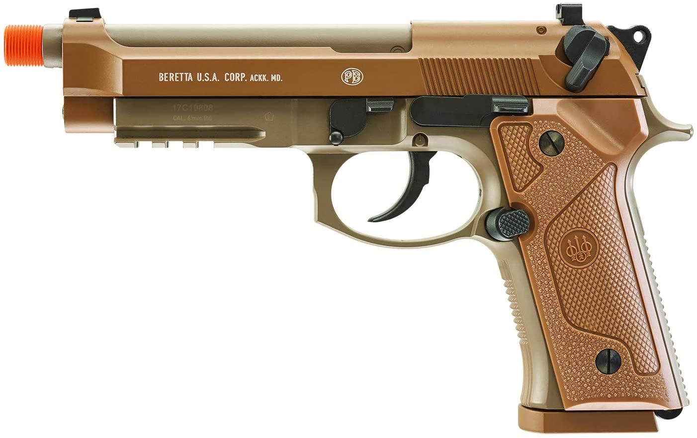 Beretta M92 A3 Co2 Blowback Airsoft Pistol Semi/Full-Auto