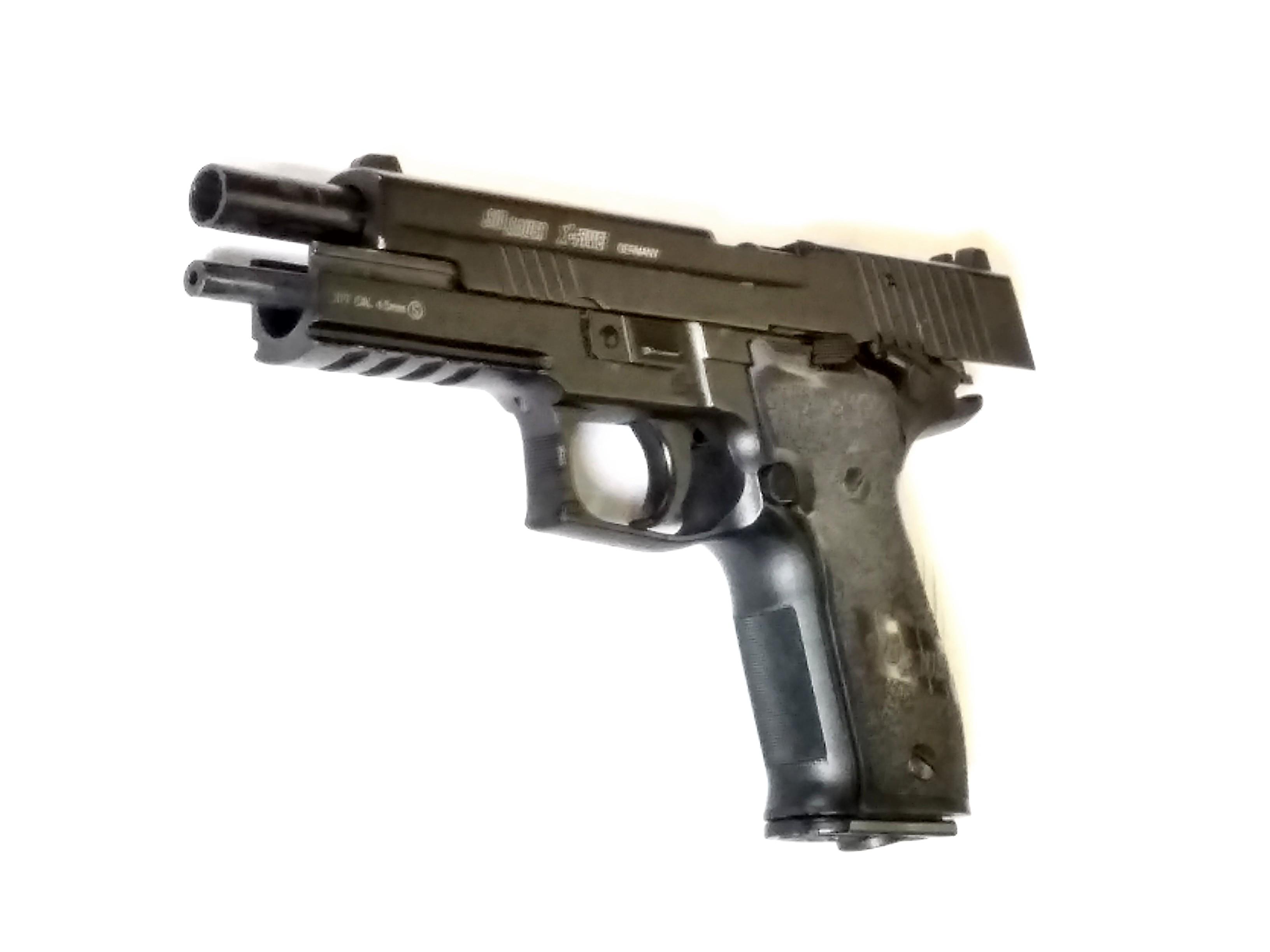 SIG SAUER P226 X-FIVE .177 CO2 BLOWBACK