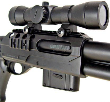 DE M47B1 Shot Gun w/Pistol Grip & Accessories