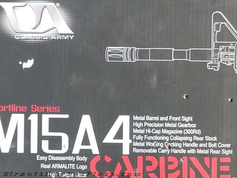 CLASSIC ARMY M15A4 SPORTLINE