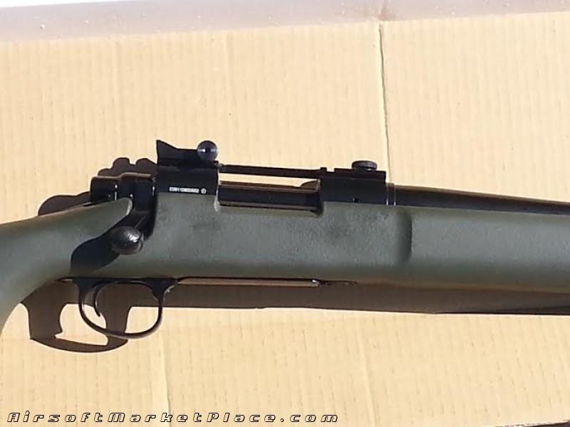 KJW BLACKWATER BW1200 GAS GUN