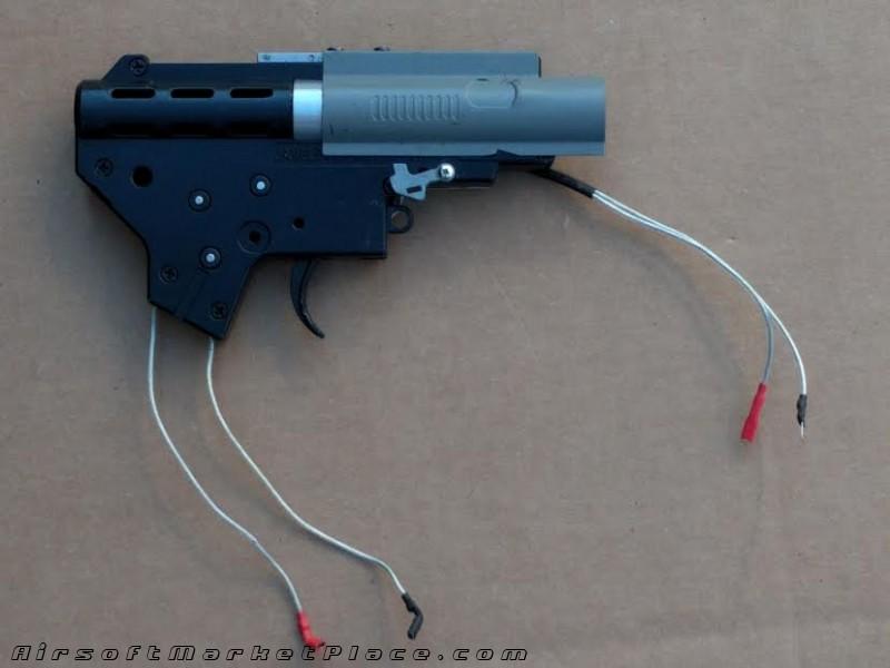 JAVELIN METAL M4 GEARBOX